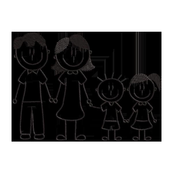 Familia Png Desenho