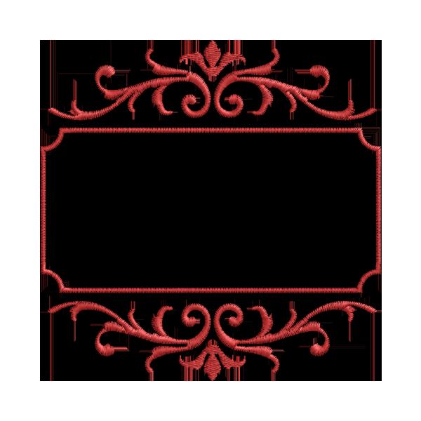 Moldura retangular bordados de cora o - Molduras de escayola en madrid ...